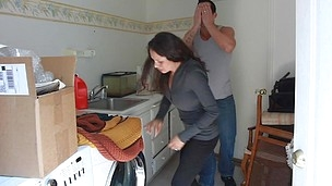 The woman my wife hired to help