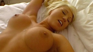 Girl-drool blonde maid gets pounded