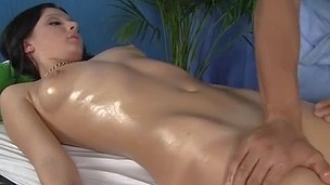 Full bod rubdown with steamy nailing