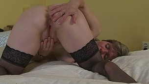 This housewife can't live without to show what makes her horny